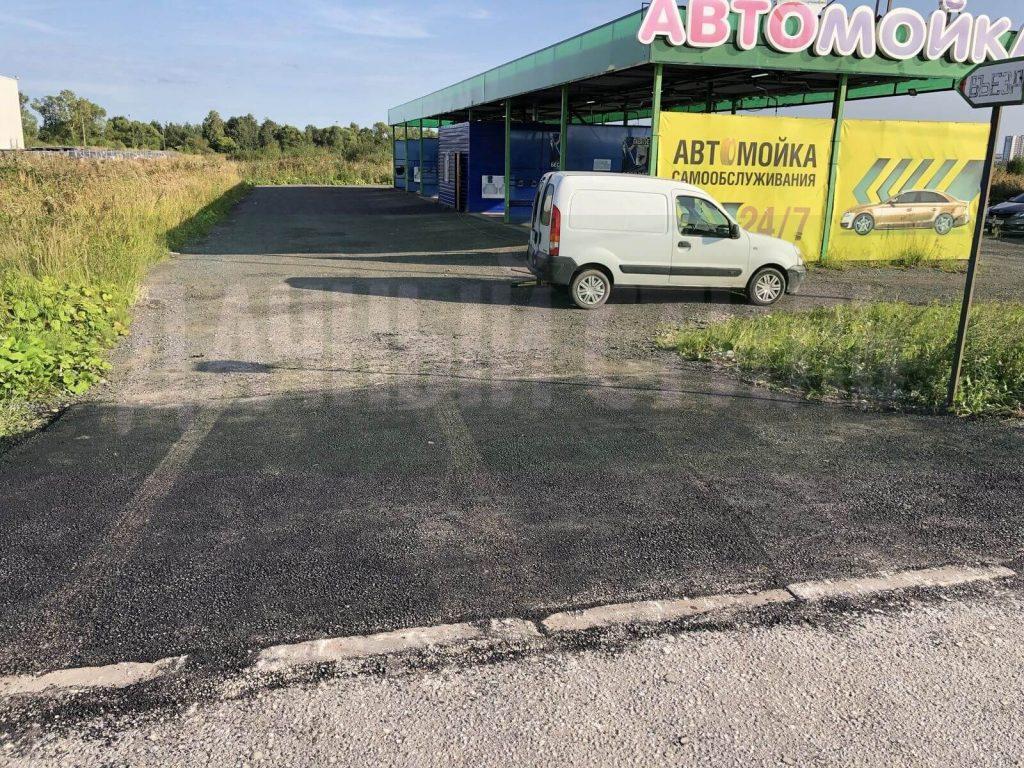 укладка асфальта таллинское шоссе фото 6