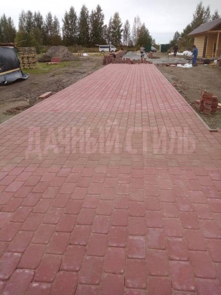 укладка плитки деревня доможирово фото 2