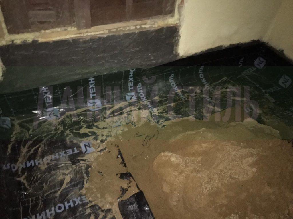 монтаж гидроизоляции набережная фонтанки фото 10