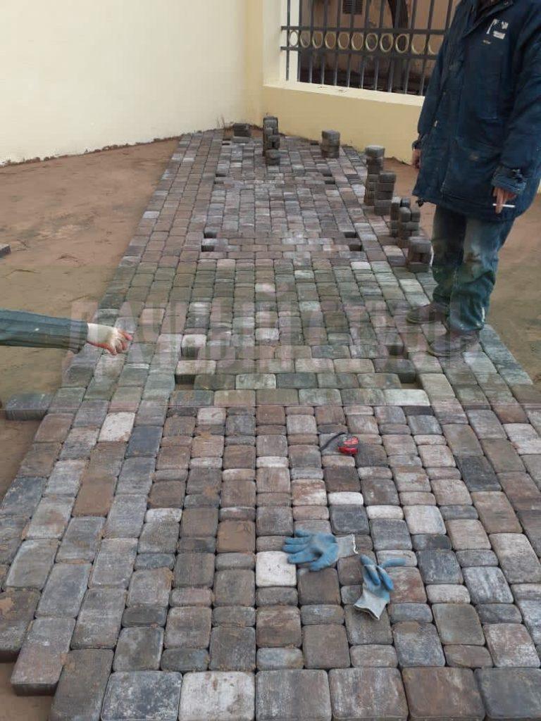 укладка тротуарной плитки набережная фонтанки фото 14