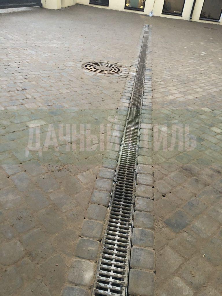 монтаж ливневной канализации набережная фонтанки фото 16