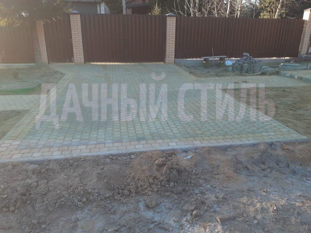 Укладка плитки с подготовкой основания Вартемяки-1 фото 11