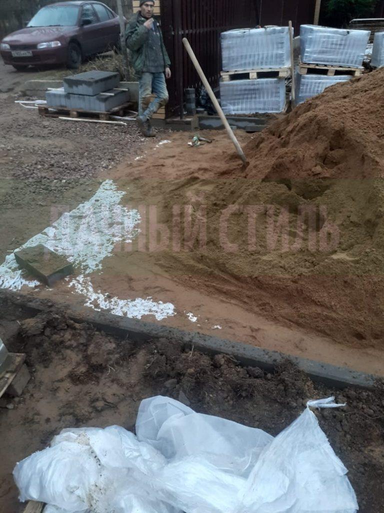 Укладка плитки с подготовкой основания Вартемяки-1 фото 3