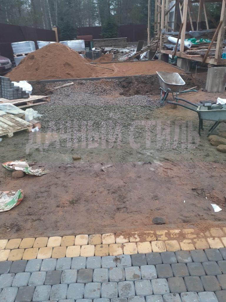 Укладка плитки с подготовкой основания Вартемяки-1 фото 4