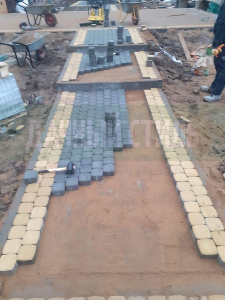 Укладка плитки с подготовкой основания Вартемяки-1 фото 5