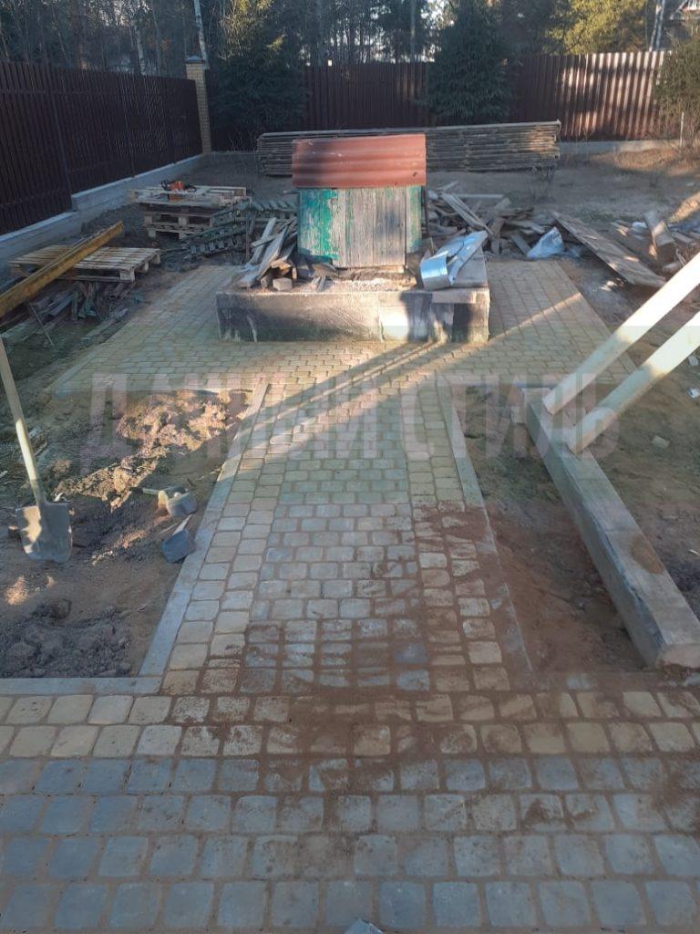 Укладка плитки с подготовкой основания Вартемяки-1 фото 7
